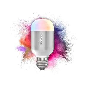 Ampoule connectée LifeSmart LS030UN Bluetooth Smart Bulb