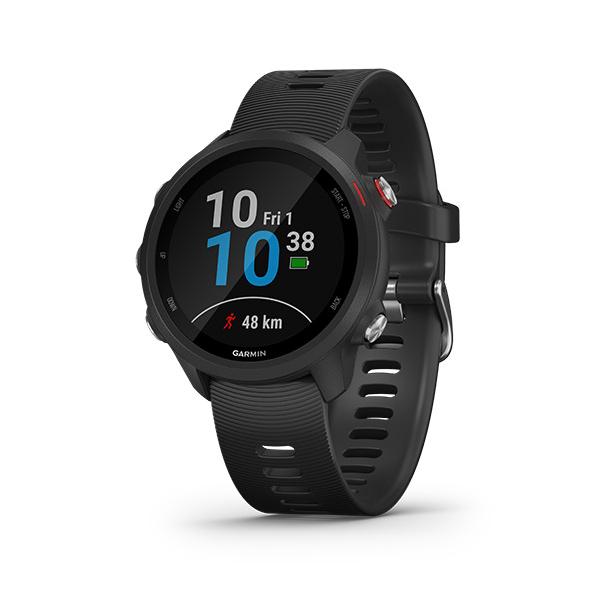 Montre de sport à fréquence cardiaque GPS Garmin Forerunner 245 Music