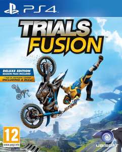 Trials Fusion sur PS4 - Edition Day One