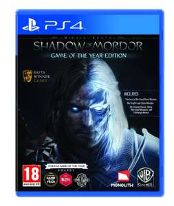 Middle-Earth : Shadow of Mordor - Edition Game Of The Year sur PS4 et Xbox One