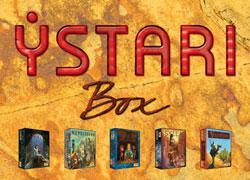 Sélection de jeux de société en promotion - Ex : Ystari Box )