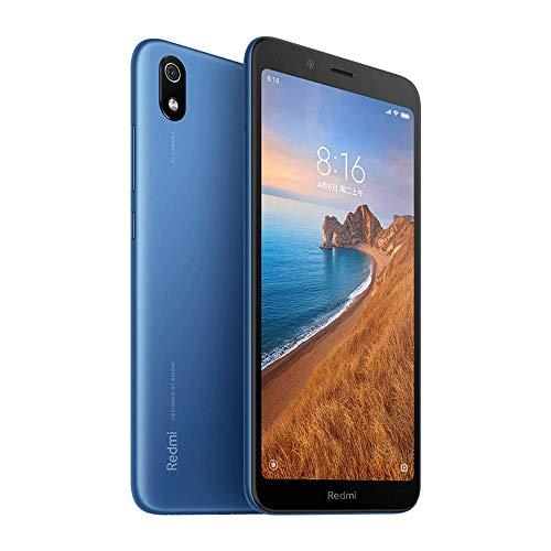 "Smartphone 5.45"" Xiaomi Redmi 7A Bleu - 32 Go ( Version Globale avec B20, vendeur tiers)"