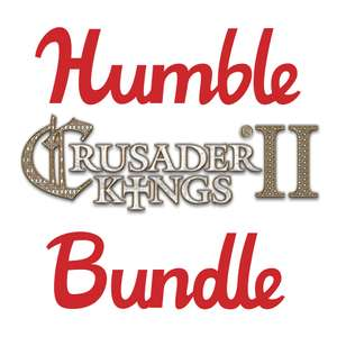 Humble Crusader Kings 2 Bundle : Le jeu + 5 DLC sur PC (Dématérialisés - Steam) à partir de 0.93€
