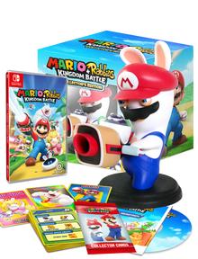 Mario + The Lapins Crétins Kingdom Battle - Édition Collector sur Nintendo Switch