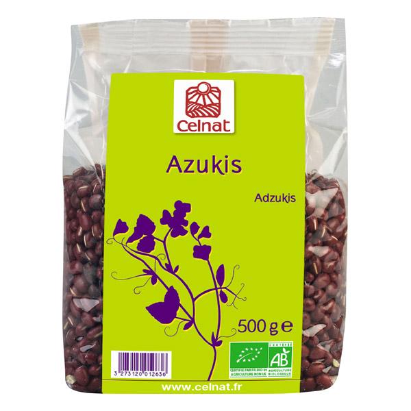 Haricots rouges du Japon Azukis bio - 3kg