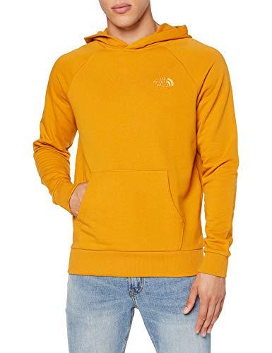 Sweat-Shirt à Capuche Homme The North Face Jaune - Taille S ou XL