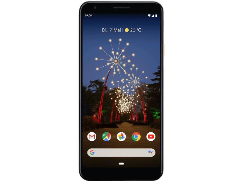"Smartphone 6"" Google Pixel 3A XL 64Go + 1 Assistant Google Nest Hub (Frontaliers Allemagne)"