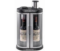 Bar à vin Artevino SOWV3AVSS-CE/6 mini Sowine - 2 bouteilles