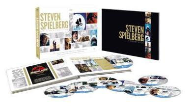 [Adhérents] 50% de réduction sur une sélection de coffrets Blu-ray/DVD - Ex : Coffret Steven Spielberg Blu-Ray