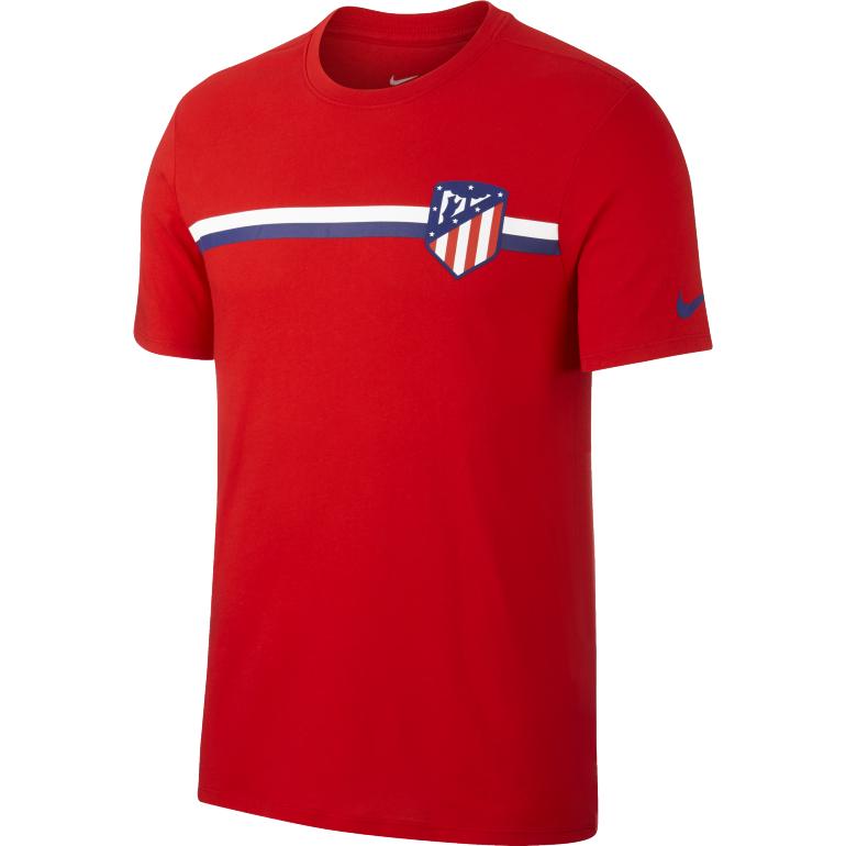 Sélection de vêtements de football en promotion - Ex : T-shirt Atlético Madrid Rouge 2018/19