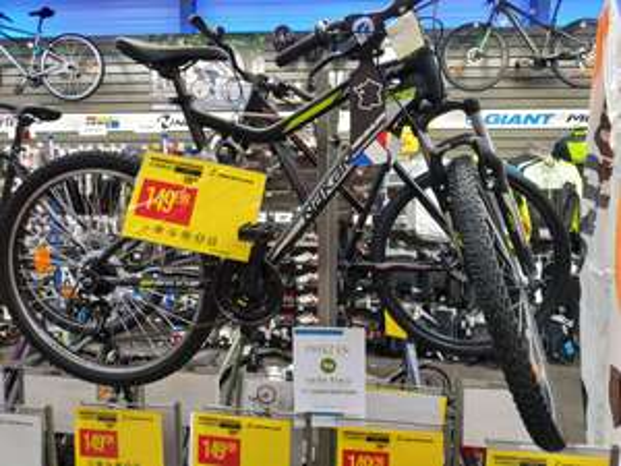 "Vélo 26"" Nakamura Cliff 610 - Angers (49) Intersport Atoll"