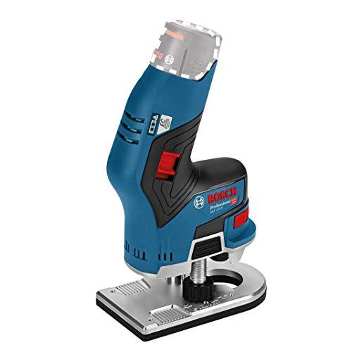 Affleureuse Bosch Professional GKF 12V-8 sans Batterie & sans Chargeur