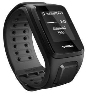 Montre connectée TomTom Runner 2 Spark : Music + GPS