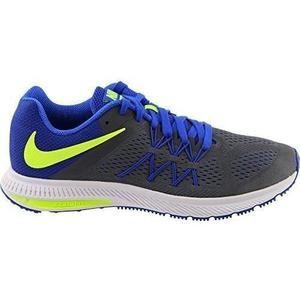 Winflo Gris 3 De Jaune Baskets Et Running Nike Pour Homme Zoom cj34LSR5Aq