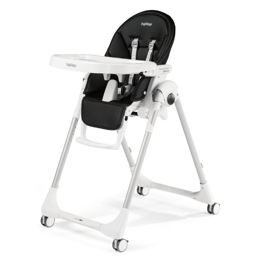 Peg Perego Chaise-haute pour bébé Follow Me Licorice