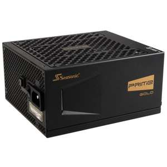 Alimentation modulaire Seasonic Prime Ultra - 80+ Gold, 1000W