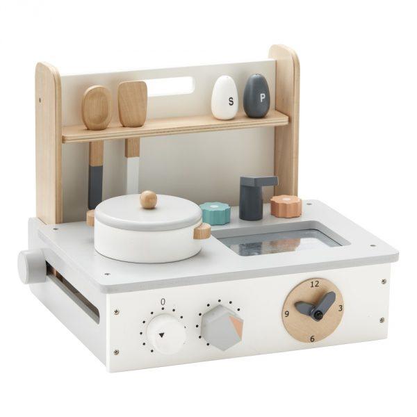 40% de réduction sur les jouets en bois - Ex: Kitchenette en bois (goodbymarylou.com)
