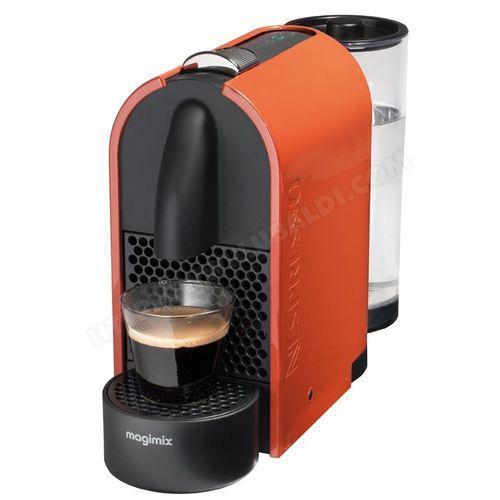 [Adhérents] Machine à café Magimix Nespresso U M130 (Avec 60€ ODR) + 32,44€ en chèque cadeau
