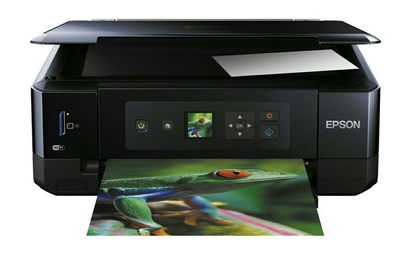 Imprimante multifonction Epson XP-530 : wifi, recto/verso, cartouches séparées