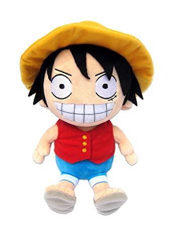 Sélection de produits officiels PlayStation en Soldes - Ex : peluche One Piece Chopper ou Luffy