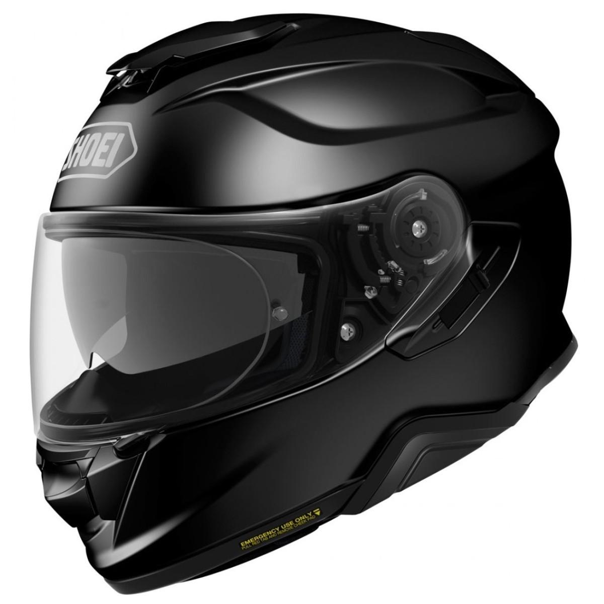 Casque de moto intégral Shoei GT-Air 2 - noir (du XS au XXL)