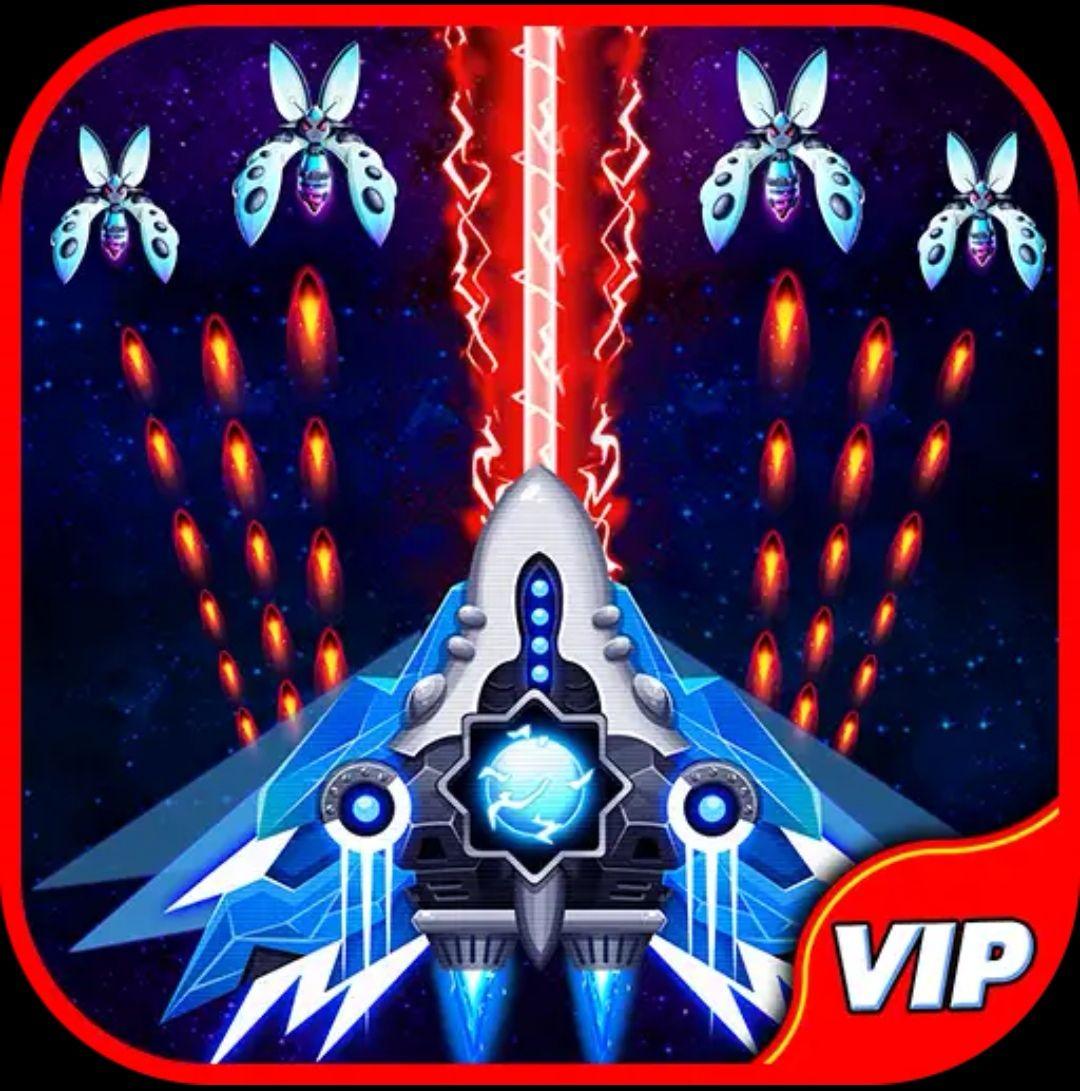 Jeu Space Shooter : attaque de galaxie (Premium) gratuit sur Android