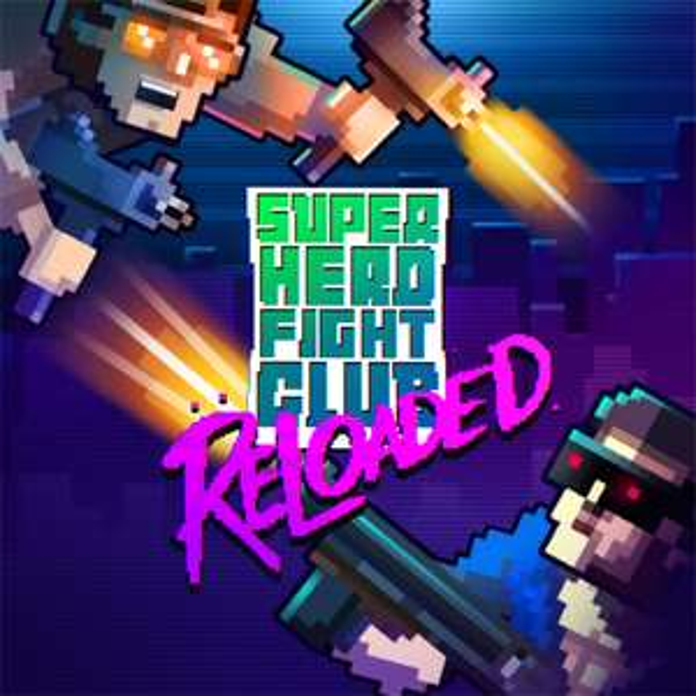 Super Hero Fight Club: Reloaded sur Nintendo Switch (Dématérialisé)