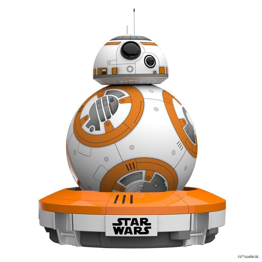Drone Star Wars BB-8 by Sphero (via ODR de 50€)