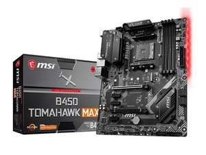 Carte mère MSI B450 Tomahawk MAX - Socket AMD AM4