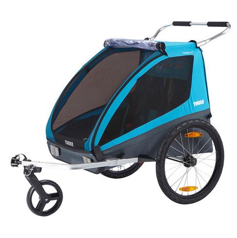 Remorque pour vélo Thule Coaster 2 XT Model 2019