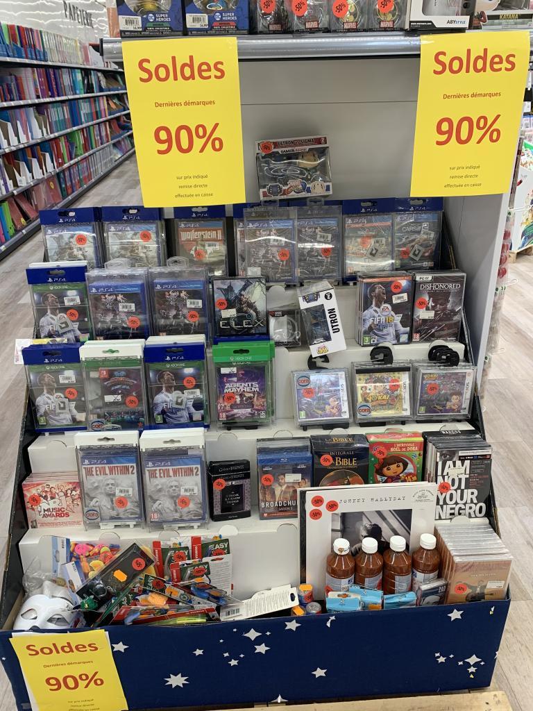 Sélection de jeux vidéos en promotion - Ex: 88 Heroes sur Nintendo Switch (Cormontreuil Reims 51)