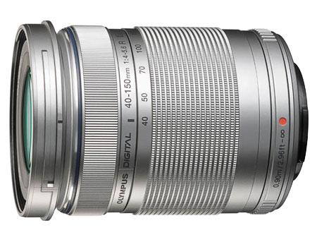 Jusqu'à 200€ de réduction sur une sélection d'objectifs Olympus - Ex : Objectif hybride M. Zuiko Digital ED 40 - 150 mm f/4.0 - 5.6 R