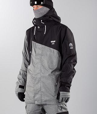 Sélection de vêtements Dope en promotion - Ex: Veste de Snowboard Dope Adept - Taille XXL