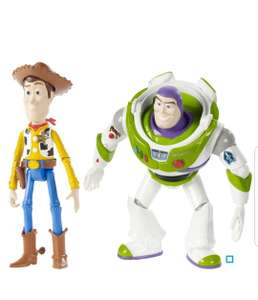 Pack 2 figurines Mattel Toy Story - 17cm
