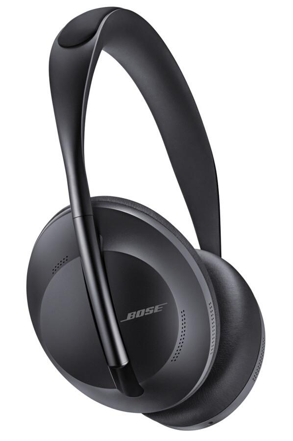 Casque sans-fil Bose Headphones 700 - Bluetooth à réduction de bruit , Noir ou Argent