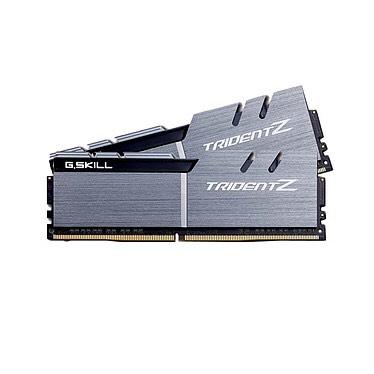 Kit mémoire RAM G.Skill Trident Z - 16 Go (2x 8 Go) - 3200 MHz, CL15, DDR4