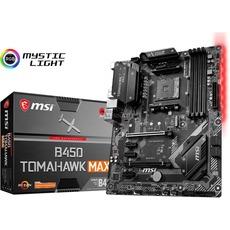 Carte mère MSI B450 Tomahawk MAX - Socket AMD AM4