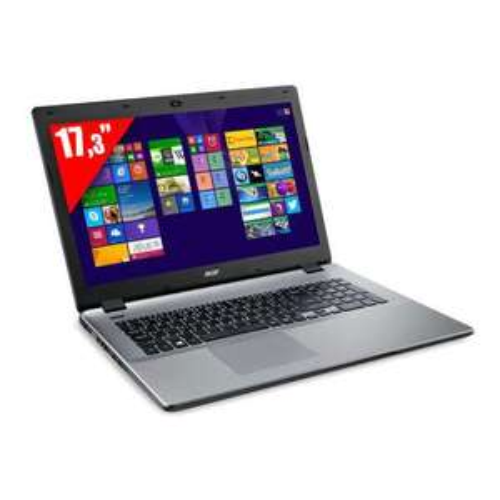 "Portable PC, Acer Aspire E5-771G-37XS, i3 4005, 17,3"", 1To, 6Go, GeForce 820M, W8.1"