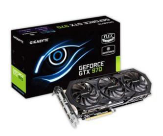 Carte graphique Gigabyte - GeForce GTX 970 OC WindForce III