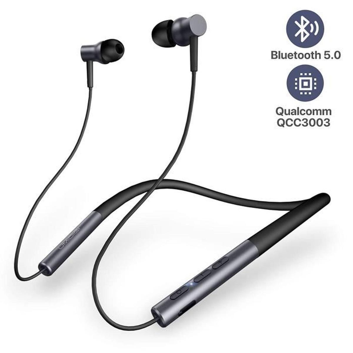 Écouteurs de sport sans-fil UMIDIGI UBeats Bluethooth 5.0 (Vendeur Tiers)