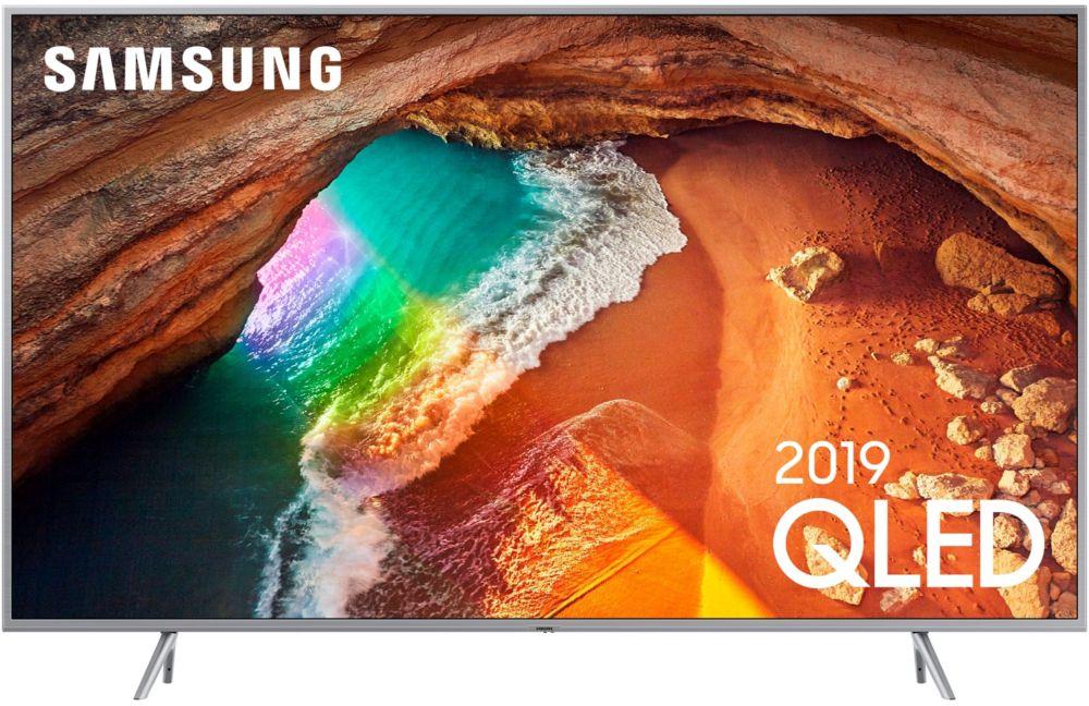"""TV 65"""" Samsung Qled QE65Q67R - 4K UHD (via ODR de 200€)"""