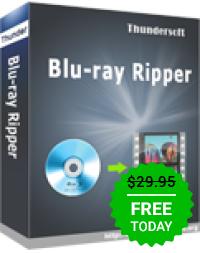 Logiciel ThunderSoft Blu-ray Ripper 2.11.7 Gratuit sur PC (Dématérialisé)