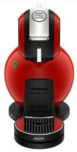 Cafetière Krups Nescafe Dolce Gusto Melody YY1602FD rouge
