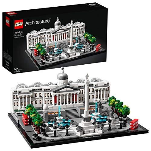 Sélection de jeux Lego Architecture en promotion - Ex : Trafalgar Square (21045)