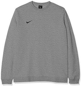 Sweat-shirt Homme Nike M Crew Fleece Team Club 19 - Gris, Taille XL