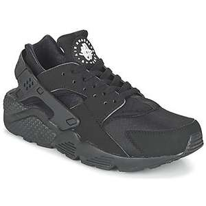 Baskets basses Nike Air Huarache Run - Noir (38,5)