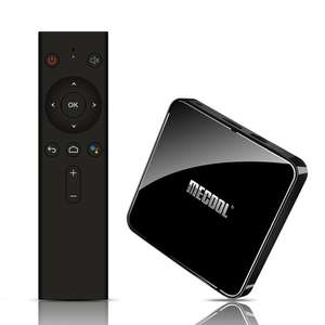 Box TV Android MeCool KM3 - S905X2, 4 Go de RAM, 64 Go, Android 9.0