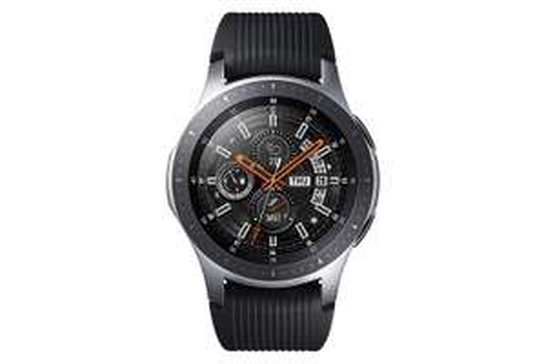 Montre connectée Samsung Galaxy Watch 46 mm - Argent