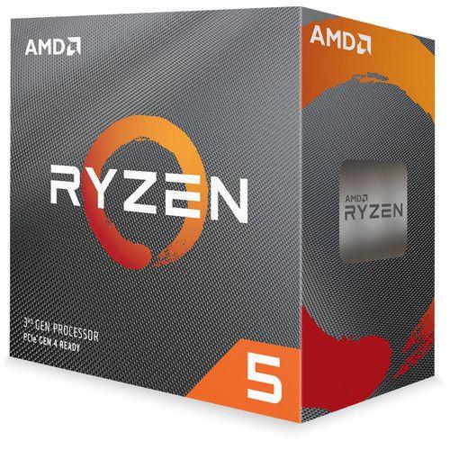 Processeur AMD Ryzen 5 3600 (3.6 GHz) + 3 mois d'abonnement Xbox Game Pass