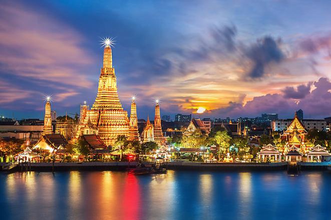 A/R Paris <> Bangkok avec Air China - Du 7 au 28 Novembre 2019